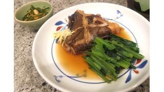 3月29日 赤カレイの煮つけ、昆布の煮物