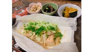 10月13日 南瓜のほっこり炊き、鮭の包み蒸し