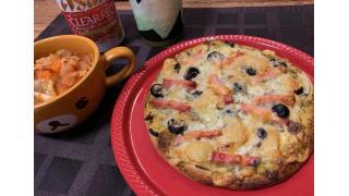 11月29日 ピザとスープ
