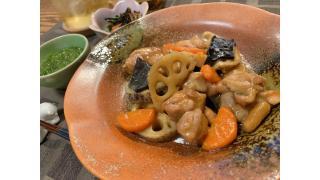 2月19日 揚げにんにくと鶏と根菜のしょうゆ煮 【※20日追記】