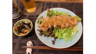 5月28日 油淋鶏、ひじき煮