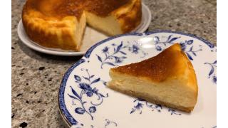 8月11日 チーズケーキ