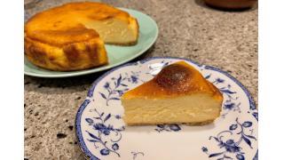9月15日 チーズケーキ