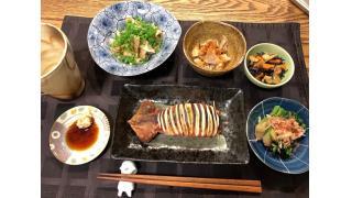 3月28日 いかぽっぽ焼き、鶏皮ぽん酢