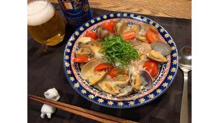 5月28日 鯛とあさりのアクアパッツァ
