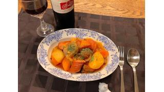 7月28日 塩豚のトマト煮