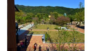 京都市立動物園にて
