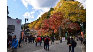 高尾山に行ってきました。