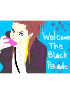 Welcome The  Bl▲ck  Par▲de