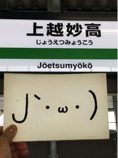迷列車で行こう北越編 ~國鐵新潟をぬったりと?~