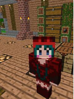 Minecraftのスクリーンショット