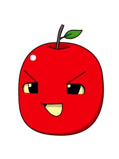 腐ったリンゴの香り
