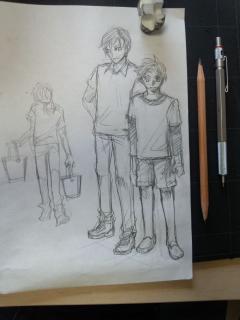 ニコニコ生放送「描いてみた」住人の日記