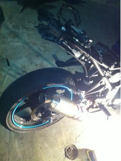 バイク盗まれた人@ざきのブロマガ