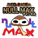 湘南乃風リーダー RED RICE のNULLMAXチャンネル