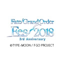 Fate/Grand Order Fes. 2018 3rd Anniversary