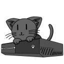 ネコは箱がすき♪