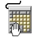 片手用キーボードを自作する