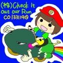 (株)Check it out our Run