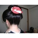 【日本髪枠】 ゆゆいの結いの巻き~Japanese culture~