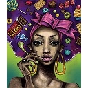 ♥アフロさんのコミュリンク女性編♥