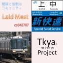 Takaya@live station 「Laid Mest」 Community linK