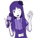 ♠ Purpleちゃん (◕///◕) ♠