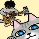 ギターとネコと・・・