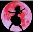 ~紅き月の月下に舞う夜~