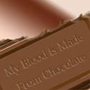血液はチョコレート