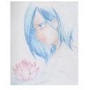 ○。青色水玉。○