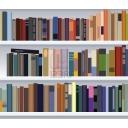 リンの本棚。