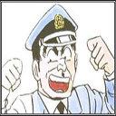 人気の「こち亀」動画 948本 -【バカモン!】大原部長応援会【バカモン!】