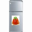 ぜりー専用冷蔵庫