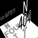 404 Not Founds