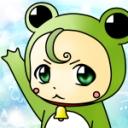☂*゚.❄ snow frog ❄.゚*☂