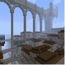 【Minecraft】大きな街を作ってる【シングル】