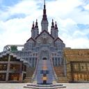 キーワードで動画検索 Minecraft自宅紹介シリーズ - ひとりぼっちの王国建設 -休憩所-