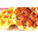 *Forex × Cafe de Waffle*