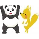 【パンダ】ニコニコ支部【きつね】