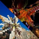 Minecraft Walled Castle Community@城塞コミュ