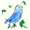 青い鳥の巣
