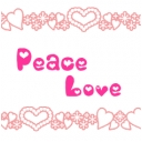 2.5次元声優アイドルユニット「Peace Love」