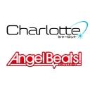 Charlotte&Angel Beats!