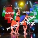 Magic girl time