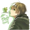 candy frog☂