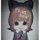 chat noirのあばばばばฅ*•ω•*ฅ♡