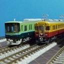 芝生の鉄道模型コミュΣ(・ω・;|||
