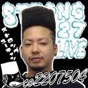 ストロングゆうちゃんの  STRONG27  LIVE!!