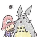 5月病マリオお絵かき放送